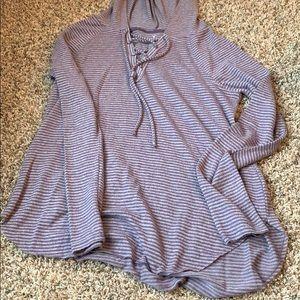 SOFT & SEXY hoodie long sleeve